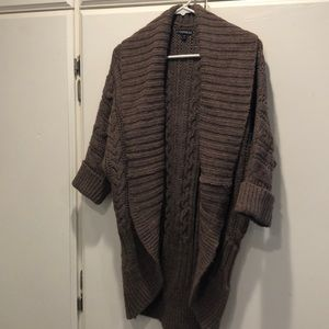 Sweater shrug. Good condition!